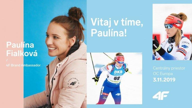 Paulína Fialková a 4F