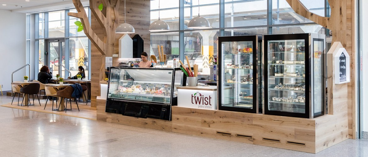 Twist gelateria caffetteria