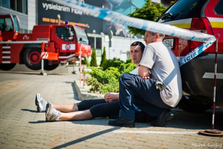 Deň hasičov 2013