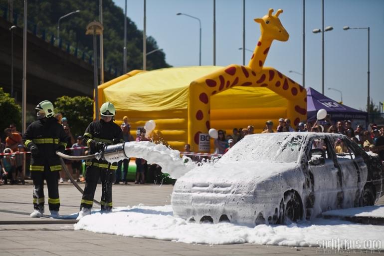 Deň hasičov 2014