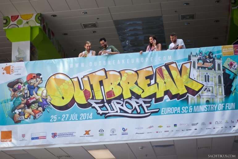 Outbreak Europe 2014