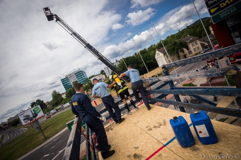 Deň hasičov 2015