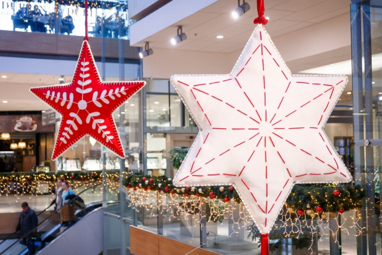 Tradičné vianočné trhy