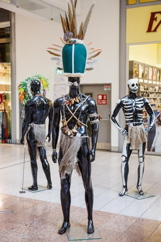 Výstava móda