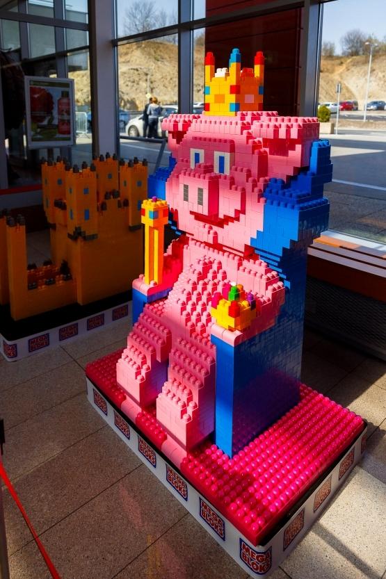 Navštívte svet Mega Bloks