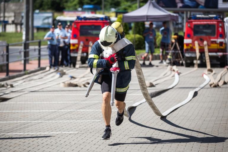 Deň hasičov 2016