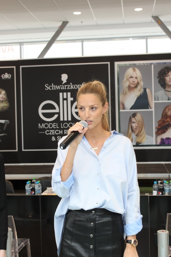 Schwarzkopf Elite Model Look 2017