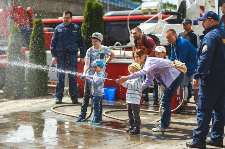 Deň hasičov 2017