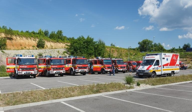 Deň hasičov 2018