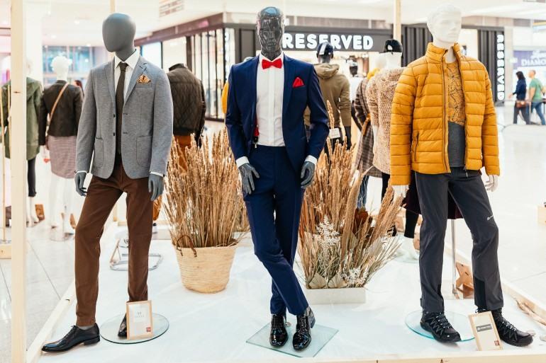 Jesenné módne ostrovčeky 2019